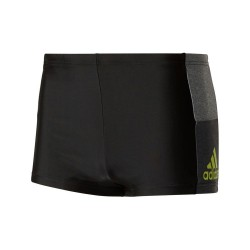 Bañador Bóxer Adidas Colorblock Negro