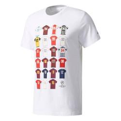 Camiseta Adidas History