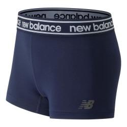 Malla Corta New Balance Accelerate Hot Azul