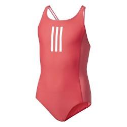 Bañador Adidas BTS 3 Bandas Rosa