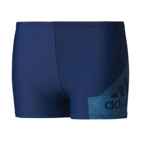 Bañador Bóxer Adidas BTC Bagde of Sport Azul