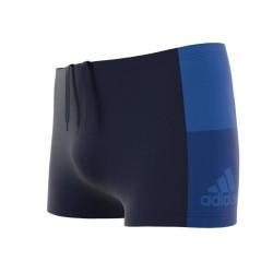 Bañador Bóxer Adidas Infinitex Azul