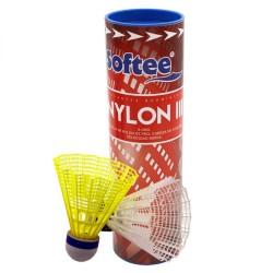 tubo volantes badminton