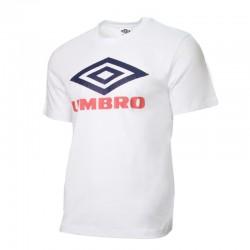 Camiseta Umbro White Brilliant Unisex