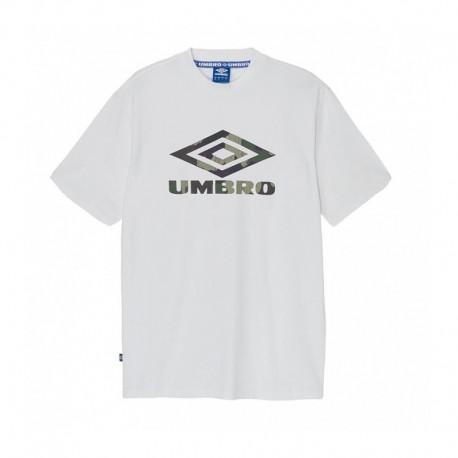 Camiseta Umbro Terran White Camo