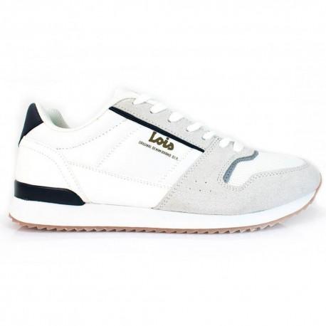 Zapatillas Lois Urbanas Blancas