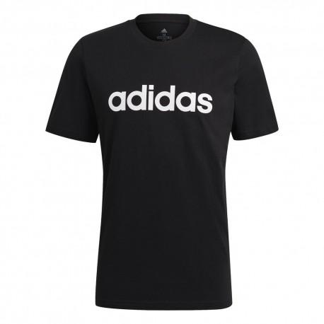 Camiseta Adidas Embroidered Negra