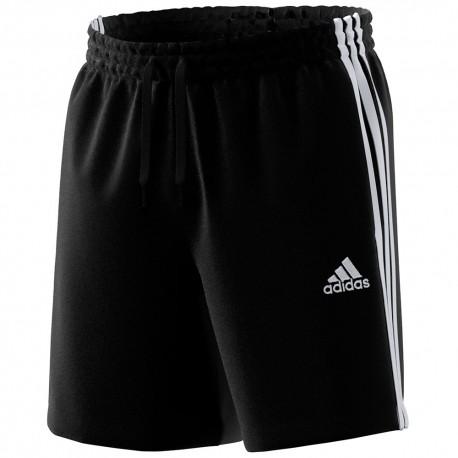 Pantalón Adidas Aeroready 3 Bandas Negro