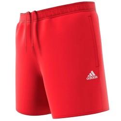 Bañador Adidas Length Solid Rojo