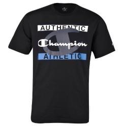 camiseta champion negra