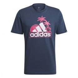 Camiseta Adidas Aeroready Vacation Sunset