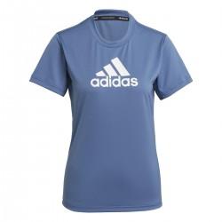 Camiseta Adidas Primeblue Move Logo con diseño sport