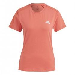 Camiseta Adidas To Move Aeroready Coral