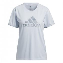 Camiseta Adidas Badge of Sport Necessi de manga corta