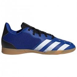 Adidas de Fútbol Predator Freak.4 Indoor color Azul Marino, Negro y Amarillo Neón