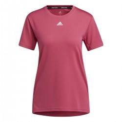 Camiseta Adidas Necessi Rosa transpirable