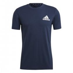 Camiseta Adidas 2 Move Aeroready Motion confeccionado con material reciclado