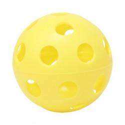 Pelota Hockey/Floorball Ø100mm Con Agujeros