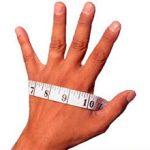 Guía de tallas de guantes de portero
