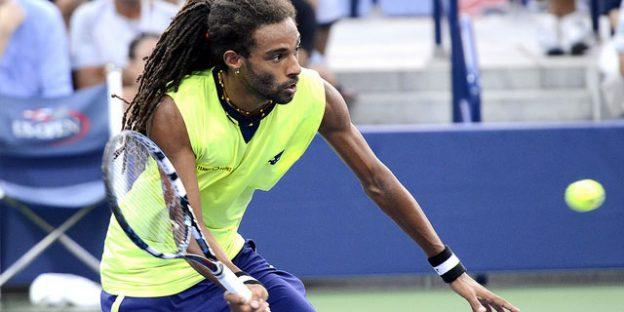 Partido de tenis