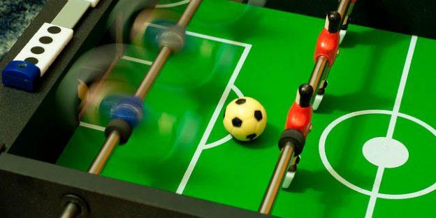 Futbolín de salón