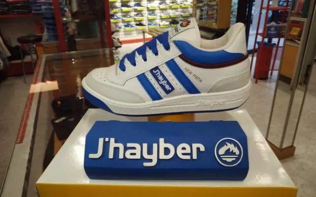 J'hayber la marca de zapatillas