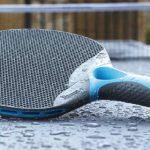 Pala de ping pong resistente a la intemperie