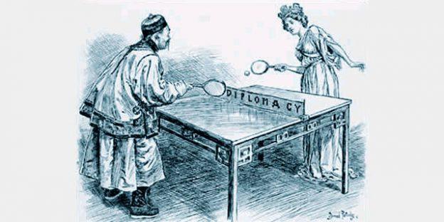 Orígenes del tenis de mesa