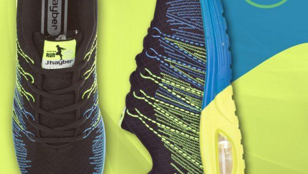 zapatillas de running marca J'hayber