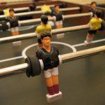 Muñecos de futbolín