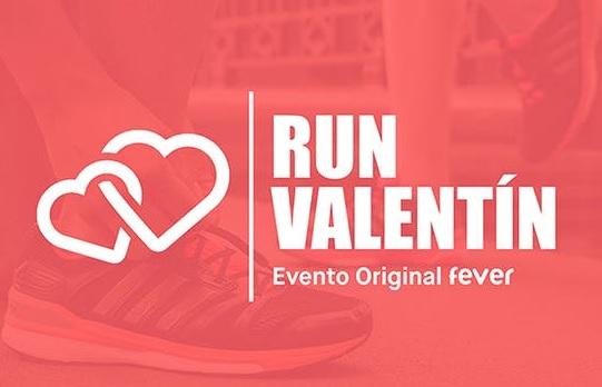 run valentín 2019